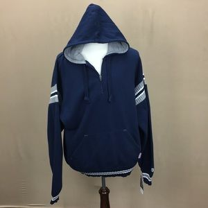 NWT Russell Team Issue Dallas Cowboys Hoodie XL